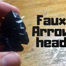 Faux Arrowhead