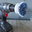 Power Brush - Drill Attachment