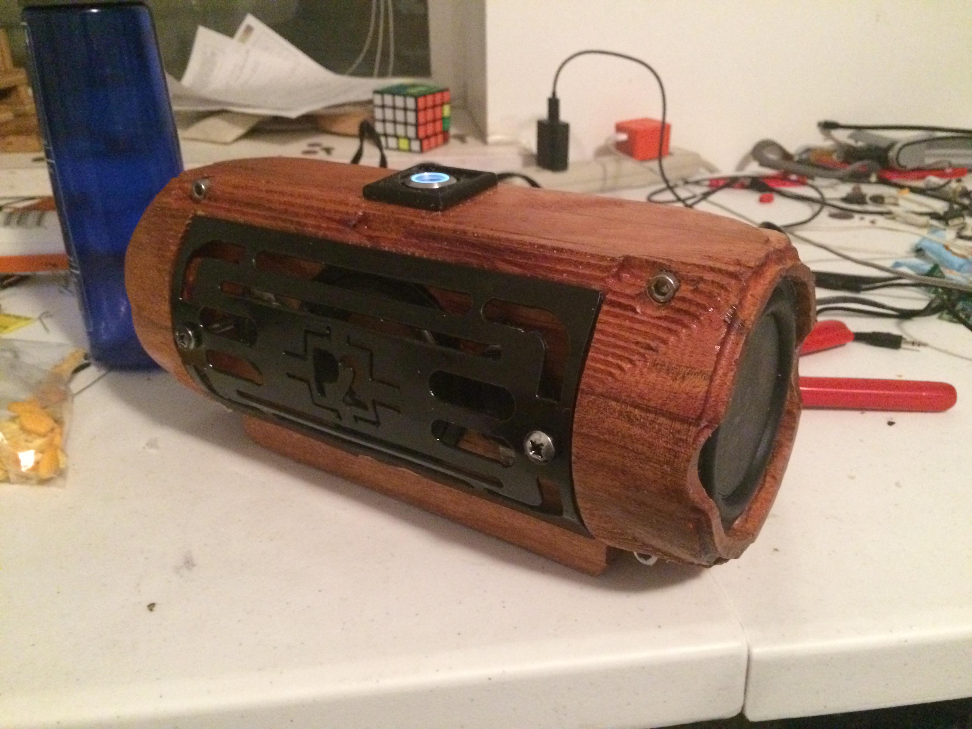 Picture of Adding the Passive Radiators