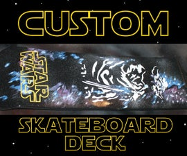 Customize Your Skateboard Deck!