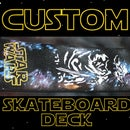 Customize Your Skateboard Deck!