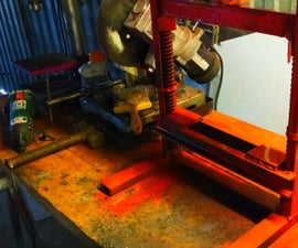 Quick and Ugly 2 Ton Press