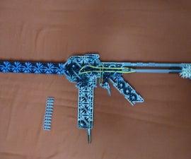 My SAR-5 (Sniper Assault Rifle - 5)