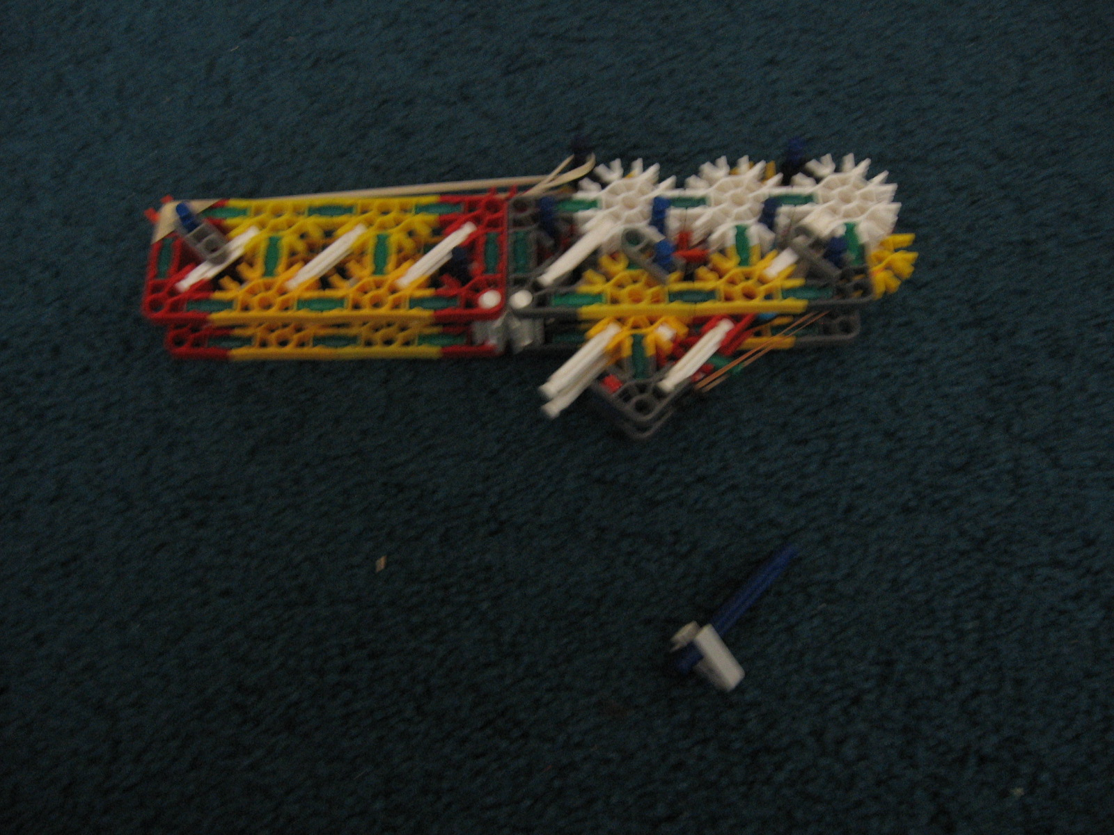 Picture of my knex fmg-9