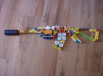 My Mods to TheDunkis Ak47
