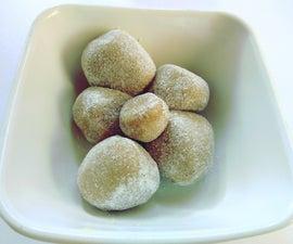 Tasty Biscuit Laddoo