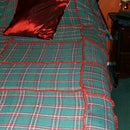 HOW TO MAKE A HOLIDAY BEDSPREAD