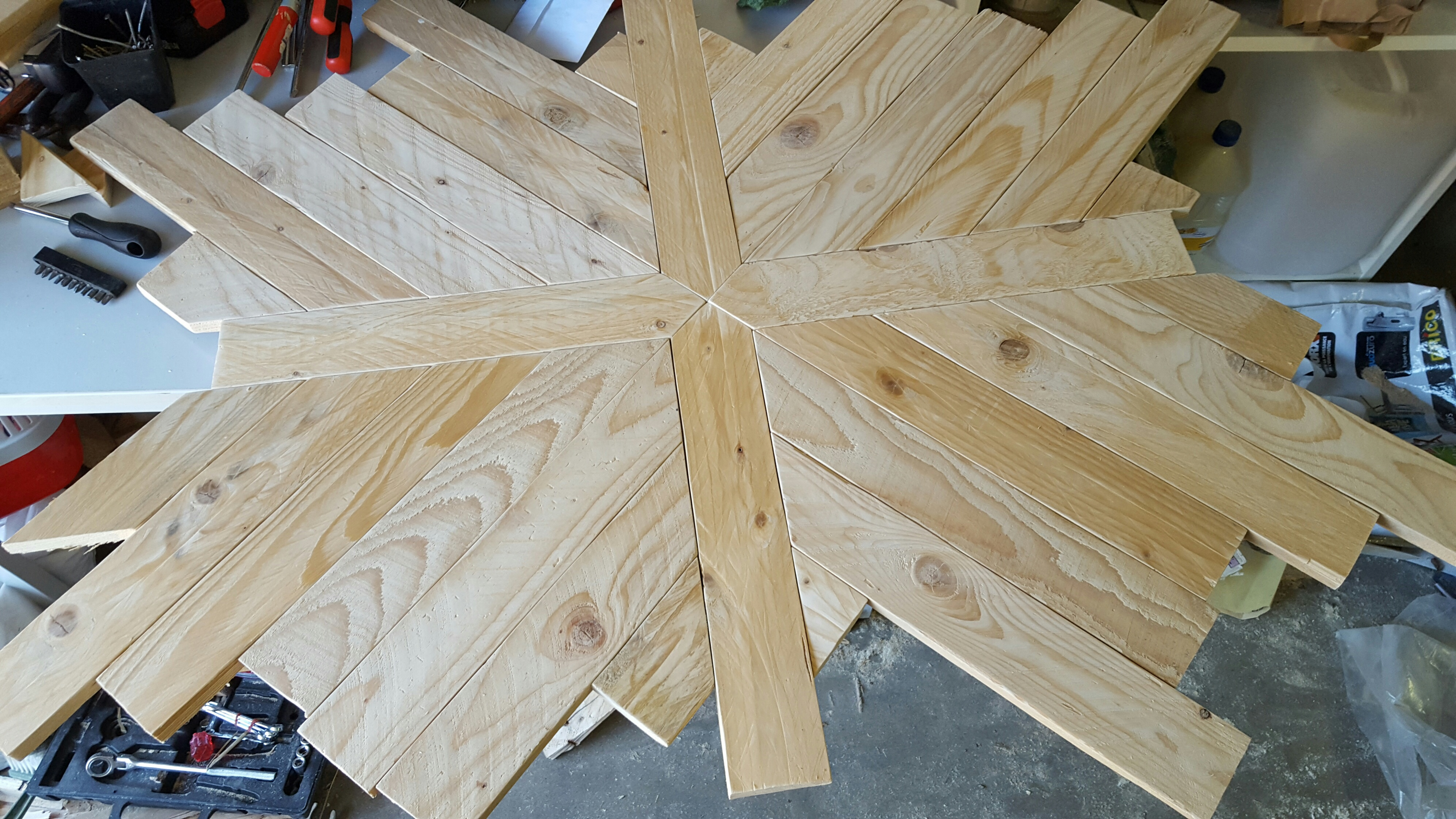 Picture of Glue the Planks