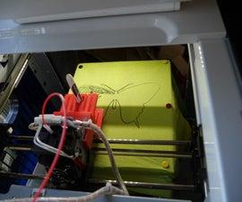 Use 3D Printer As a Plotter/cutter