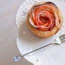 RoseAppleTart-玫瑰蘋果撻