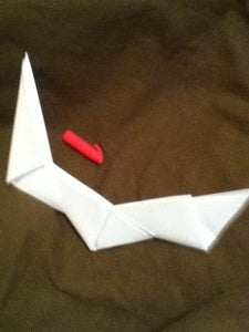 Origami Sword NO TAPE