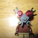 how to make a lego skull kid