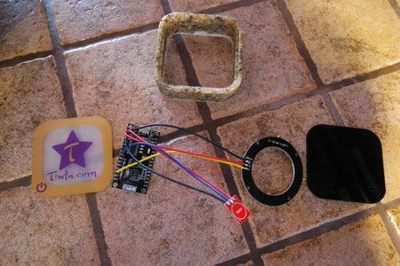 TiwlaTiny Electronic Parts