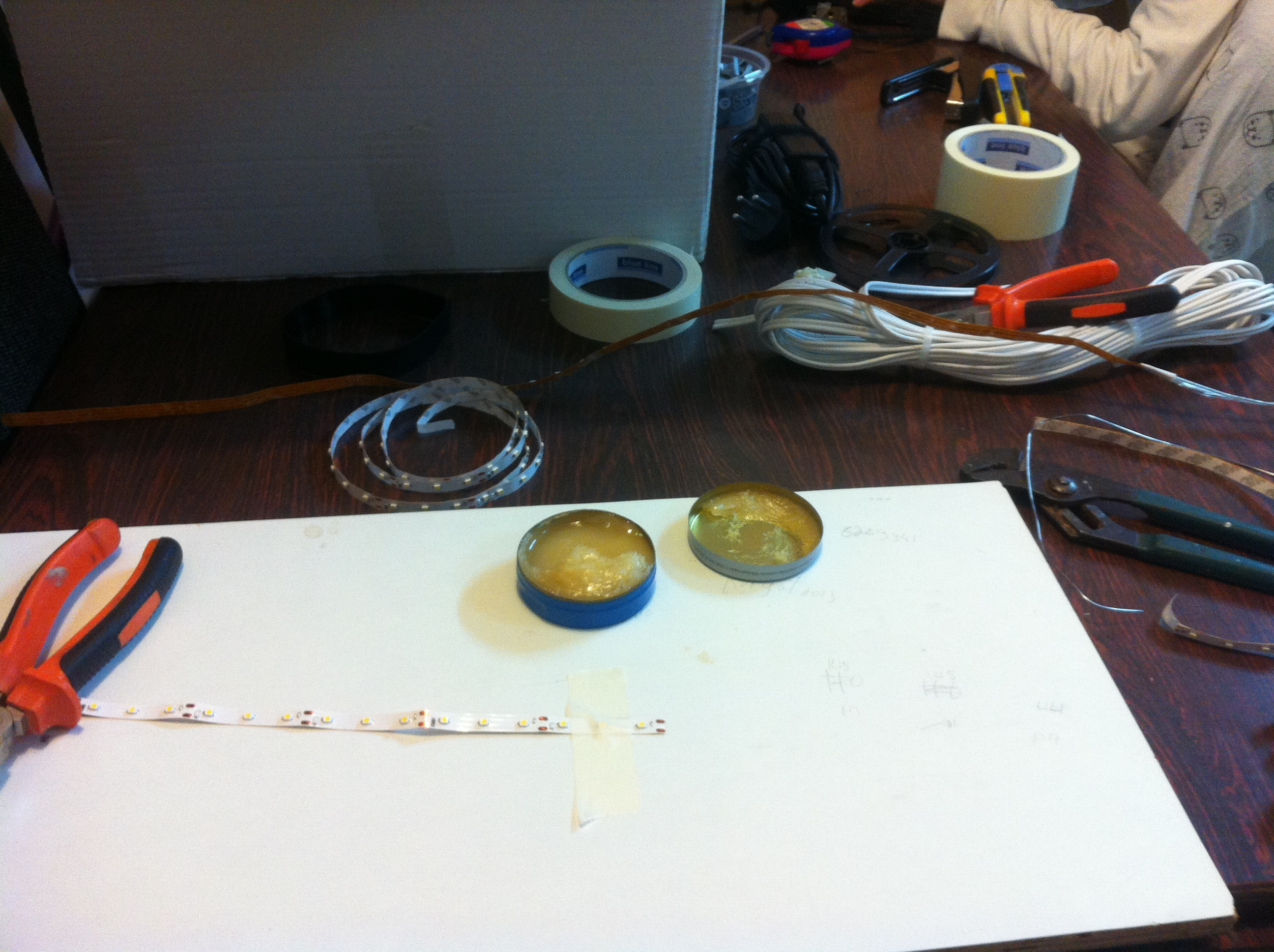 Picture of Soldering Time!