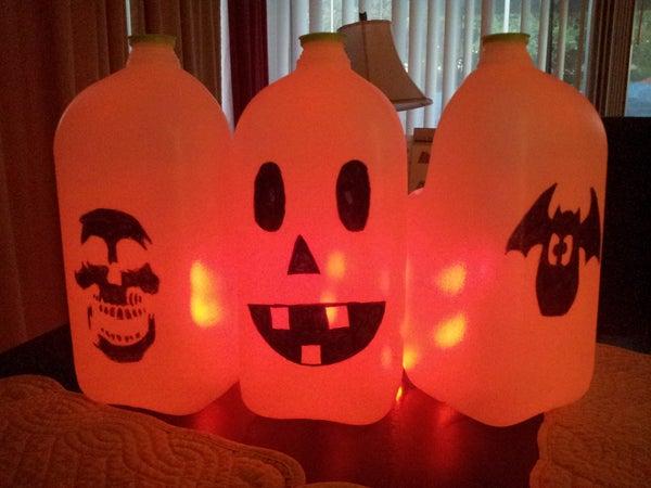 Jug O' Lanterns