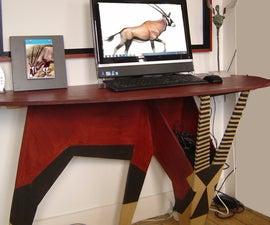 Oryx desk