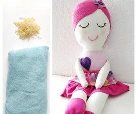 My Winter Warmer Mia Doll