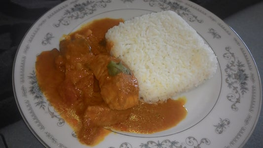 Hot & Spicy Fish Curry