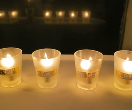 DIY Sustainable Wicks - Make An Oil Burning Candle