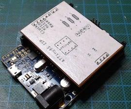 Arduino ISP to ATTiny85