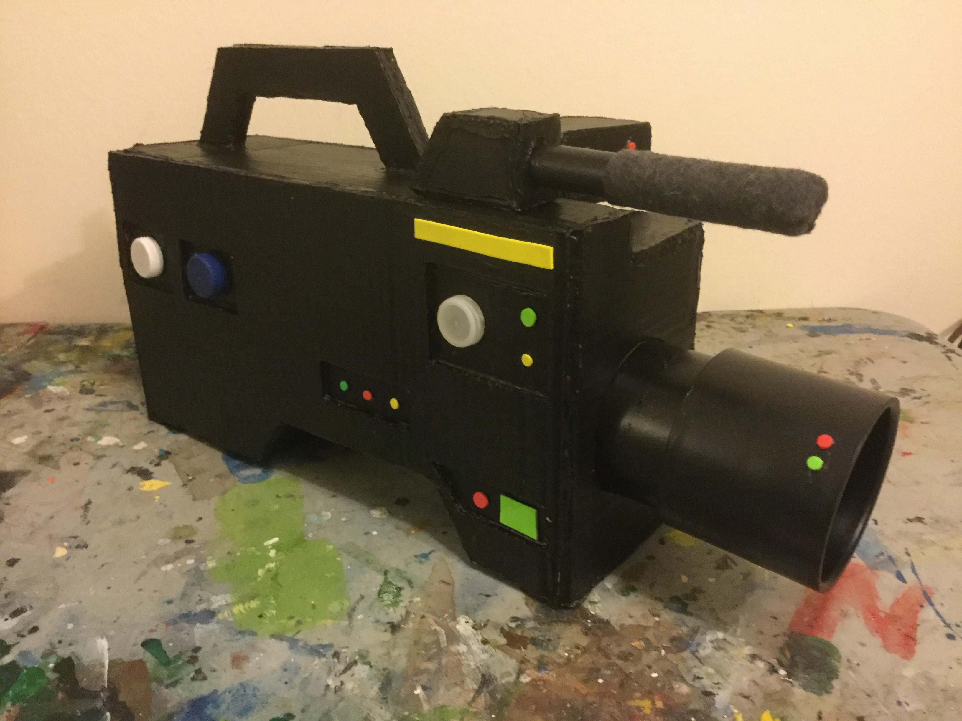 Picture of How to Make an Easy Prop Camcorder