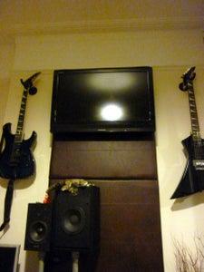 The Hard Rock TV Wall Mount