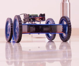 SmartPhone Controlled Bluetooth Rover Kit