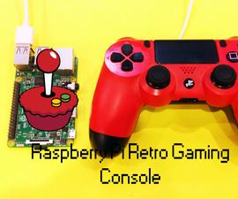 Raspberry Pi Retro Gaming Console