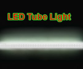 LED TUBE LIGHT (AC)