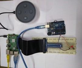 Light Control Using Arduino and Amazon Alexa