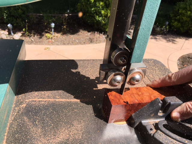 Picture of Cutting Wood to Size