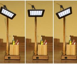 Amazon Kindle Study Lamp & Pen Stand