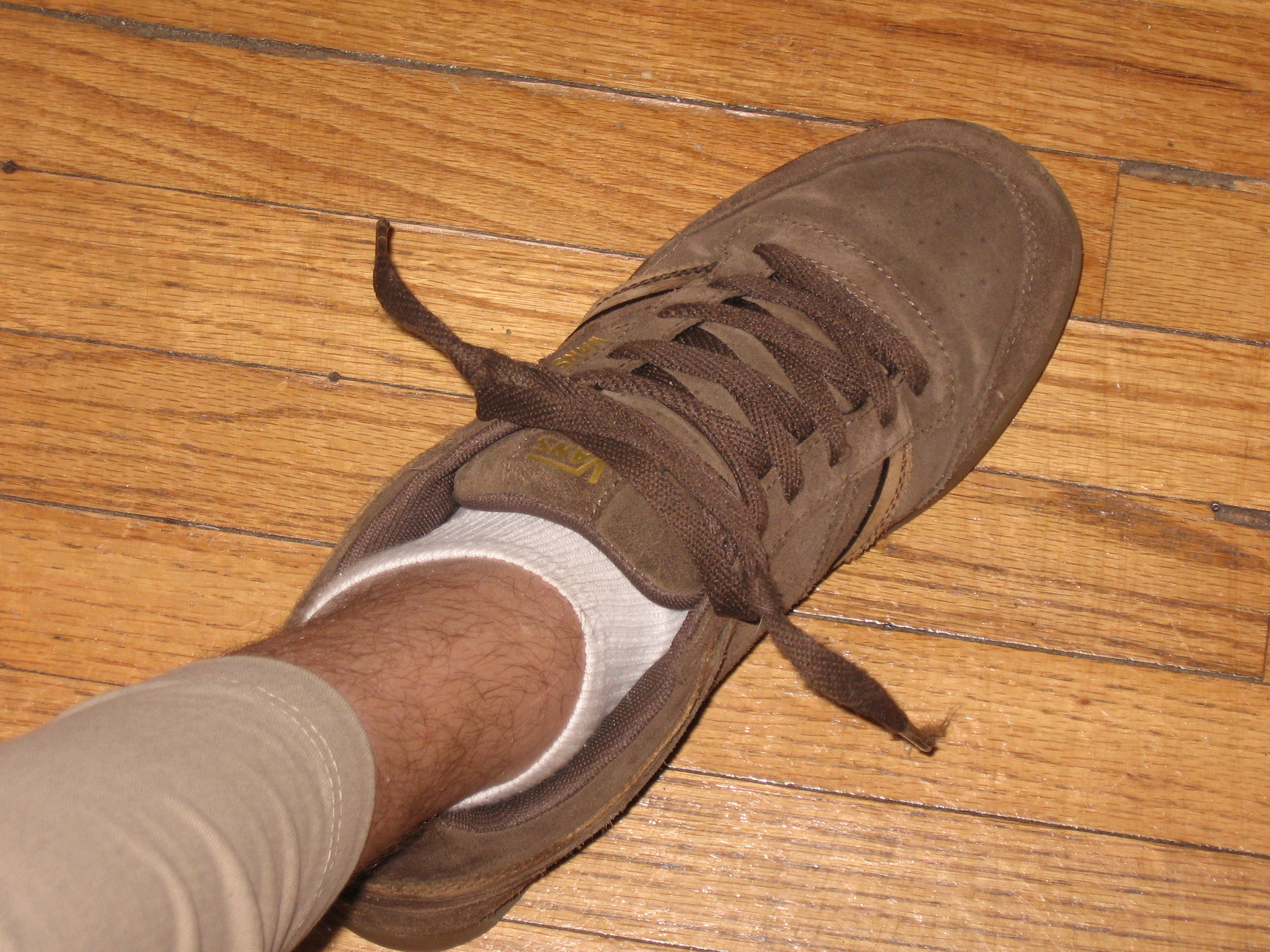 Picture of How to Tie Your Shoes a New Way