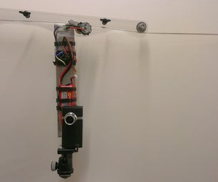 Radio Controlled Cable Dolly for Small Format Cameras