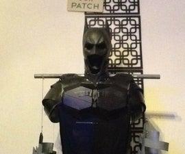Batman: steel knight upper armour custom