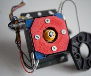 Qanba N1 Arcade Stick Restrictor Plate