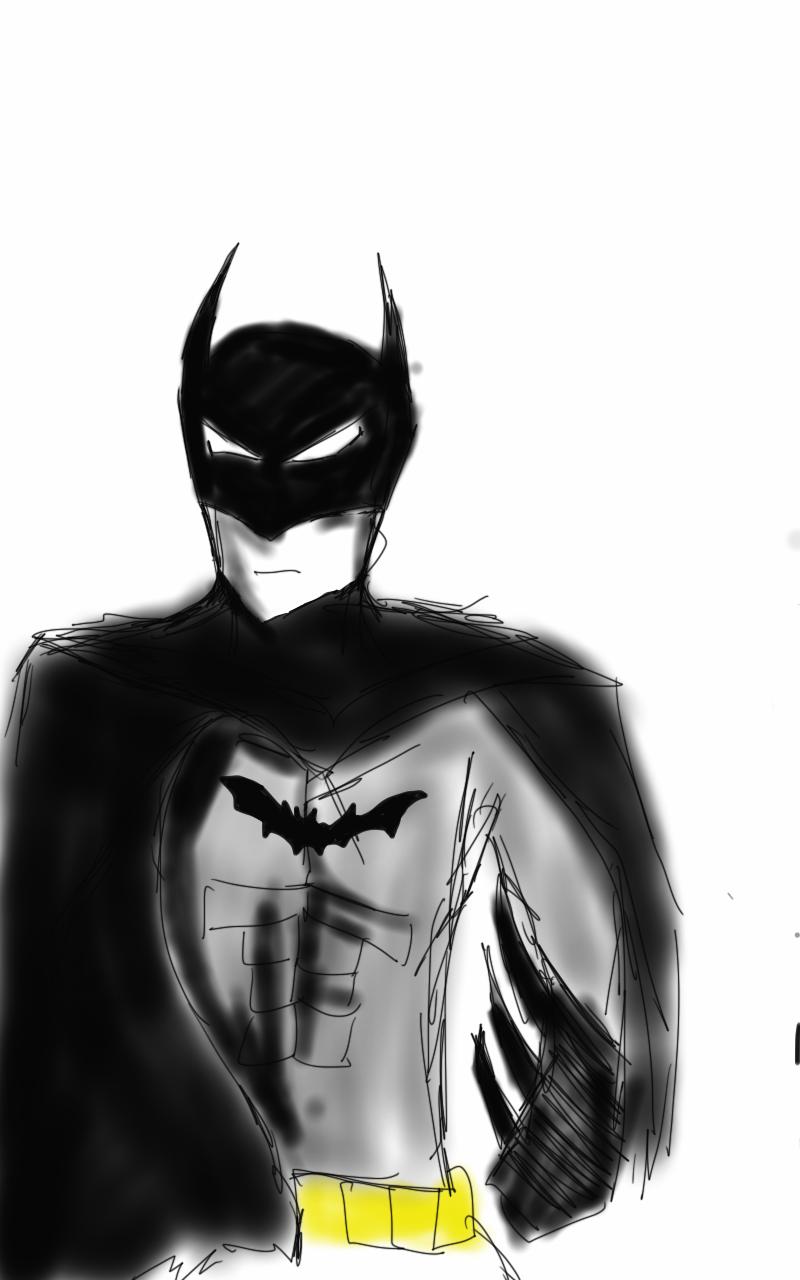 Picture of Manga Batman
