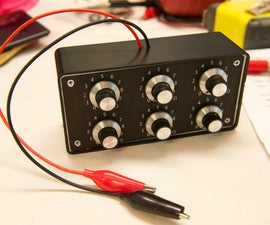 Make a Variable Resistor with 1 Million Settings