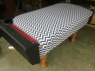 Adding Fabric