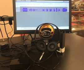 Mini Recording Studio