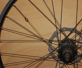 Emergency Bicycle Spoke Repair Kit