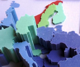 How to Design 3D Population Maps Using Tinkercad