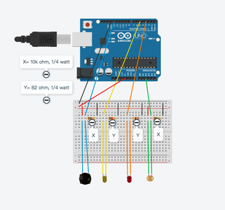 Set the Breadboard Up