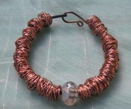Tornado Bead Bracelet