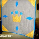 Royal Baby Quilt