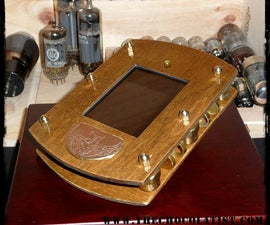 The Steampunkers Pocket Machine - or a victorian MP3 Player