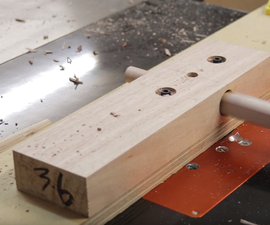 Make Accurate Dowels