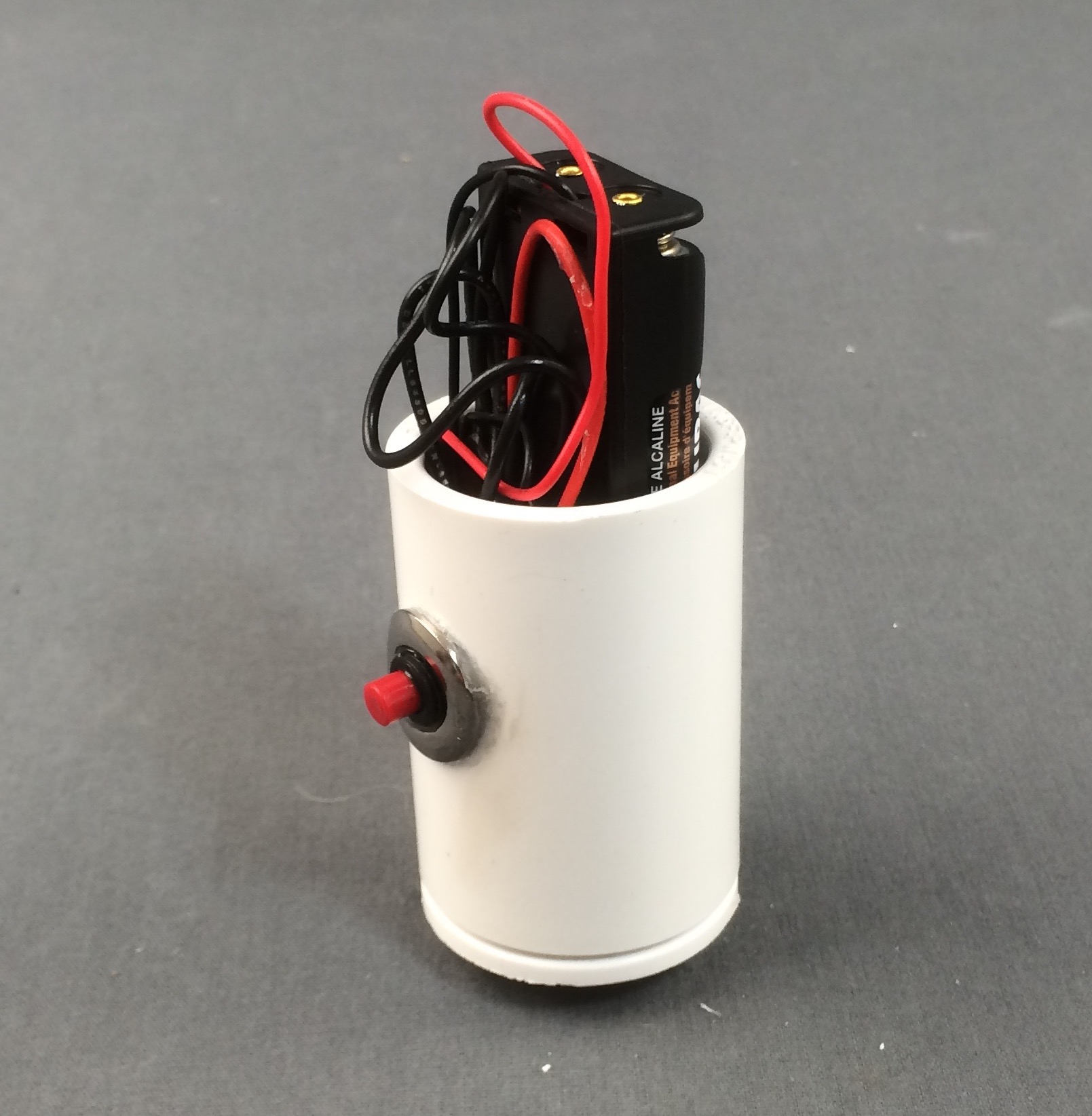 Picture of Assemble the Motor Housing