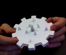 How to Build Working Gears from Junkmail and Cardstock