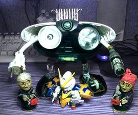Build Junk Bot